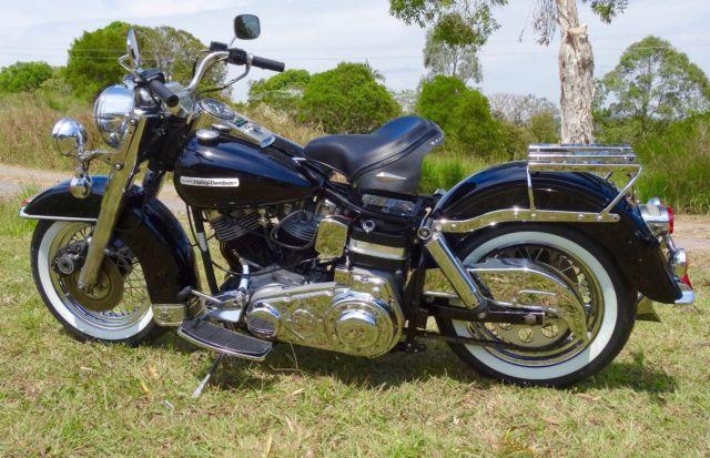 1981 Harley Davidson FLH Electraglide Shovelhead not Panhead Knucklehead