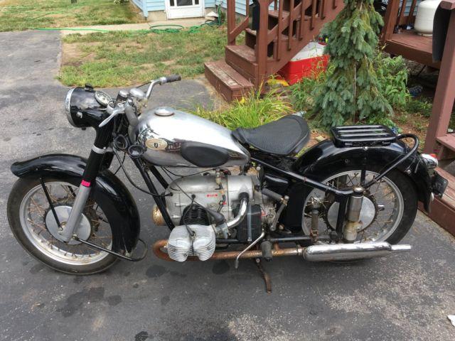 1953 ZUNDAPP KS601