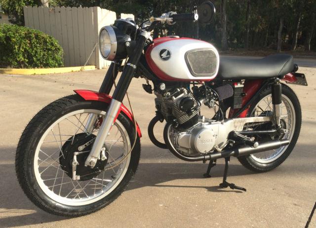 Honda CB160 Super Sport Cafe Racer