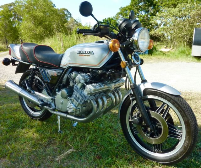 1980 Honda CBX1000 not GSXR or CB1100