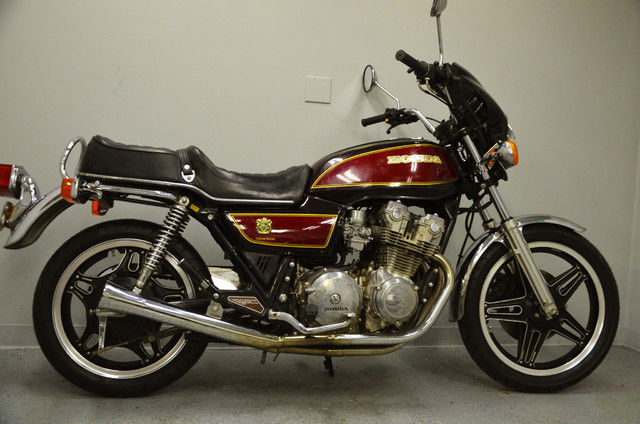 CB750-LTD 10th Anniversary ◄VIDEO► ROAD READY Shipping MAKE OFFER Fully Serviced