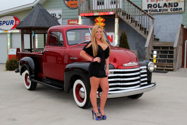1951 Chevy 3100 255 I6 3 Speed Show Quality Pick up Truck MUST SEE