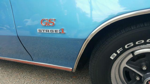 1970 buick GS 455 convertible