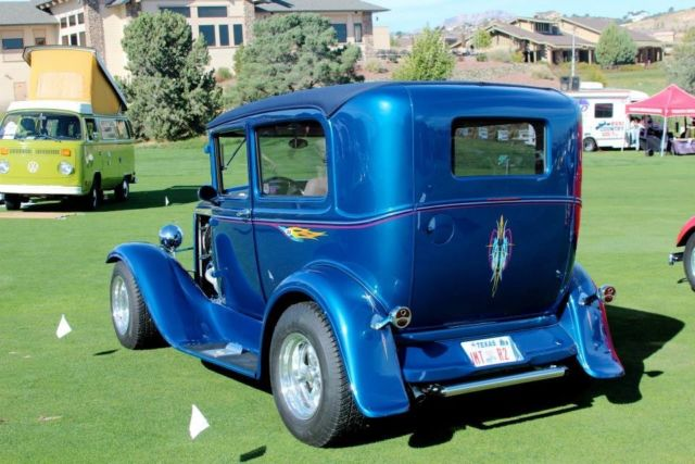 Nicely built, highly detailed 1931 Ford.