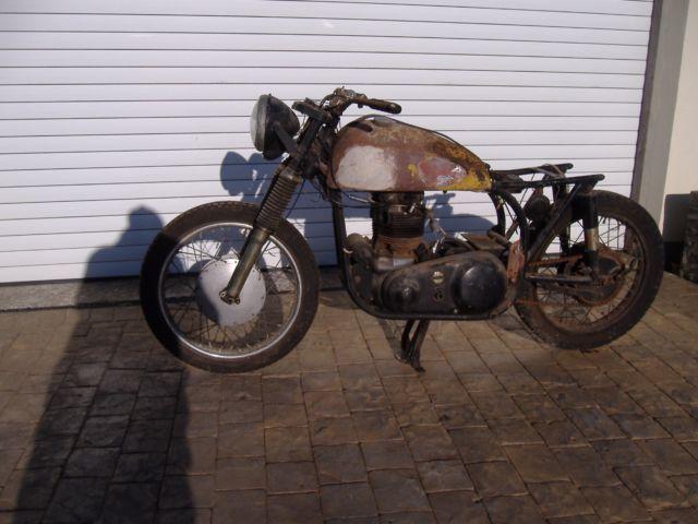 Norton Motorcycle, Model 88