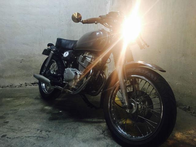 1989 HONDA CD250U TWIN 'CAFE RACER' BIKE MOTORCYCLE