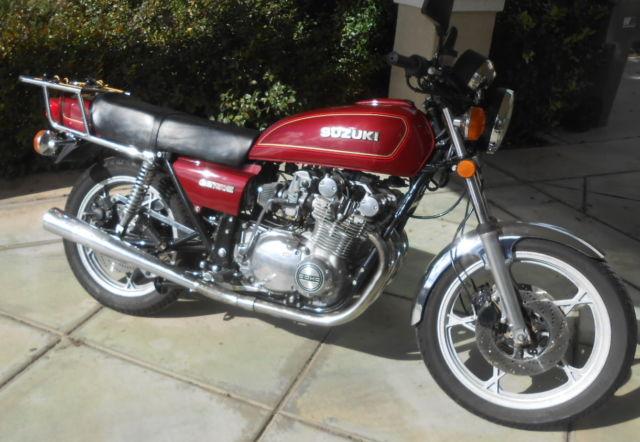 1978 Suzuki GS750EC - Excellent Condition