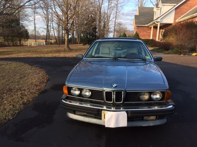 Beautiful, well maintained 1987 BMW L6 - same owner since 1993