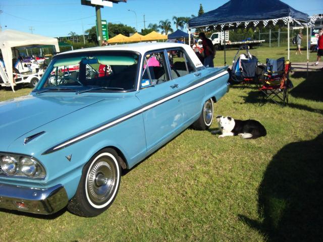 1963 Ford Compact Fairlane For Sale Chevron Island
