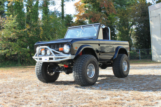 1977 Ford Bronco LIFTED CUSTOM