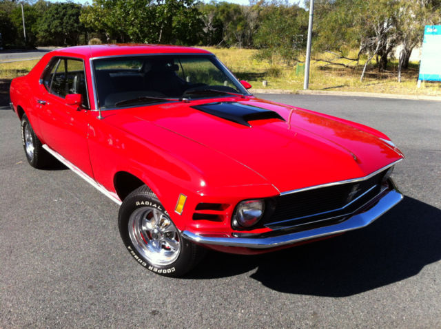 1970 FORD MUSTANG 302 AUTO V8 READY TO BE ENJOYED GREAT LOOKING CRUISER