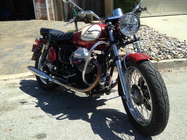 1973 Moto Guzzi Eldorado Custom