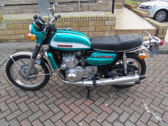 suzuki gt750j 1972 uk bike