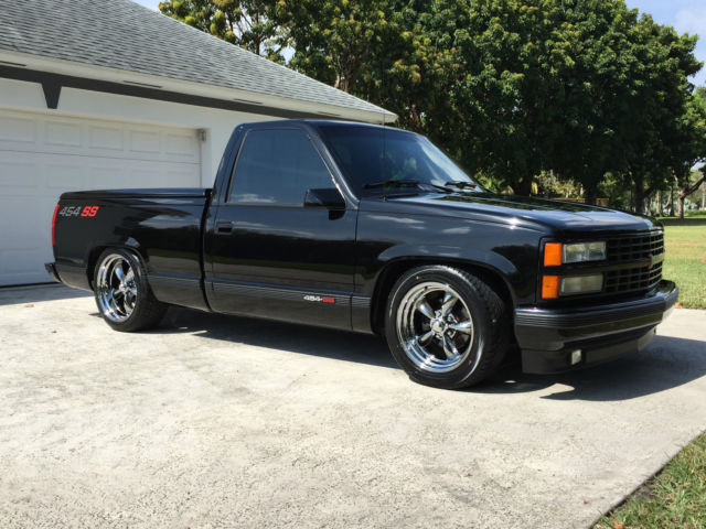 14 Chevy Tahoe For Sale >> 1990 Chevrolet C/K Pickup 1500 454SS For Sale West Palm Beach, Florida, United States ...