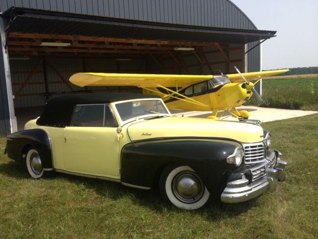 1948 Lincoln Continental Continental Convt.