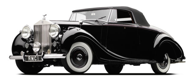1950 Rolls-Royce Other WORLD'S RAREST ROLLS ROYCE ROADSTER