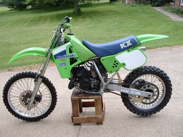 1986 Kawasaki KX