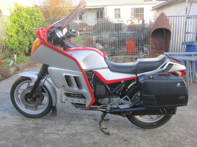 BMW K100 RT 1985 Model