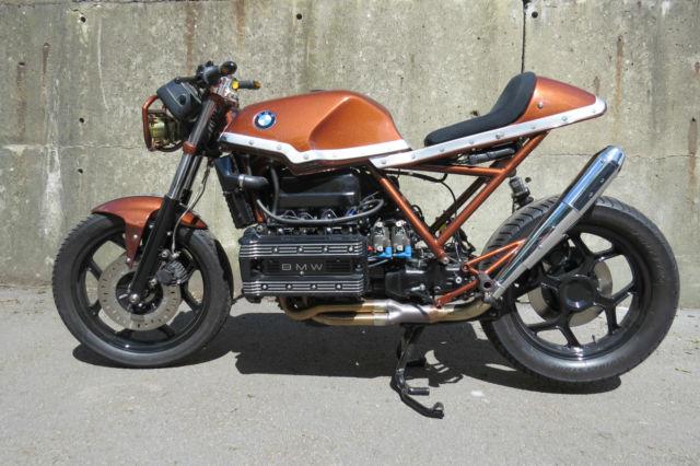 Bobber Cafe Racer Custom Streetfighter BMW K100
