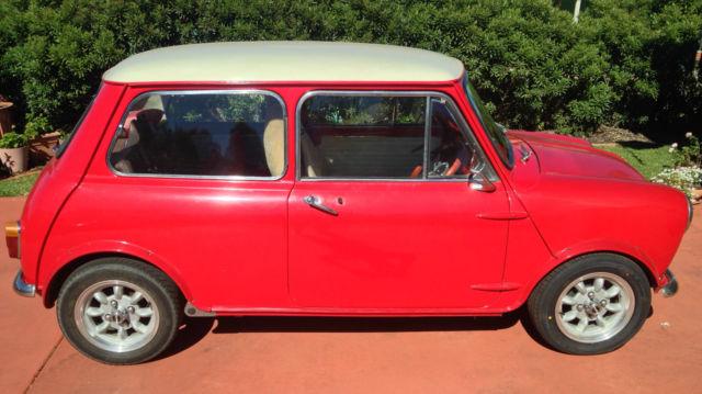 Morris Mini K 1100 1969