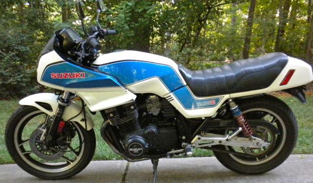 1983 Suzuki GS