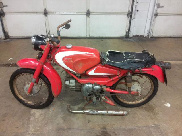 1965 Other Makes Moto Parilla Olimpia