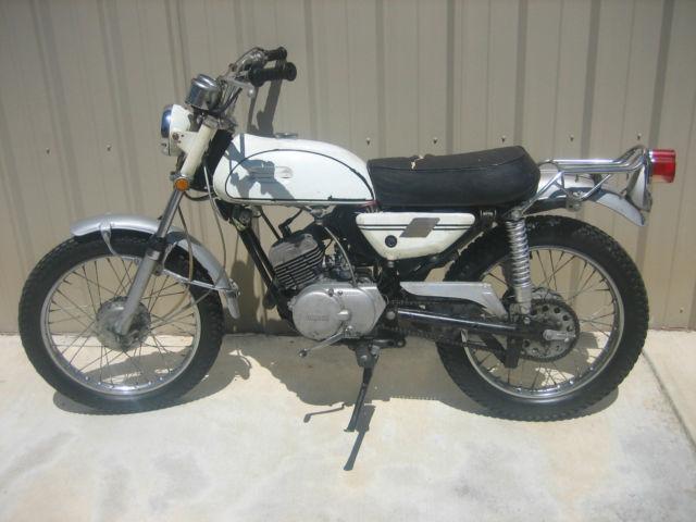 1969 Yamaha
