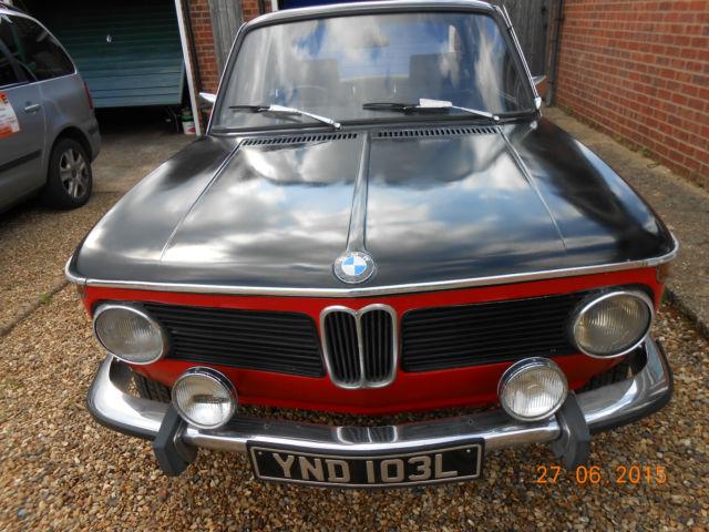 BMW 2002 tii - 1972
