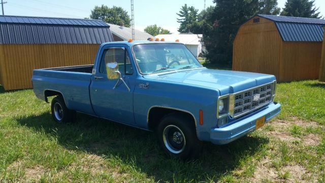 1977 Chevrolet C-10
