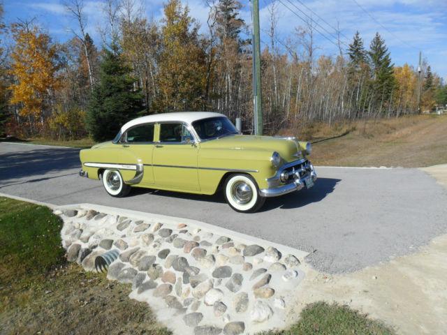 1953 Chevrolet Bel Air/150/210