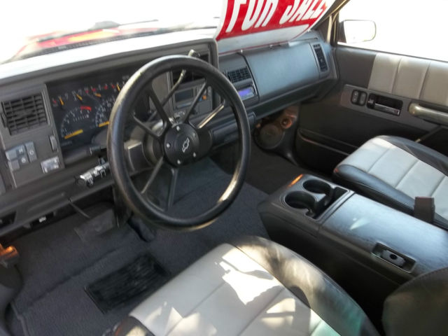 1990 Chevrolet C/K Pickup 1500 454 SS For Sale Vacaville