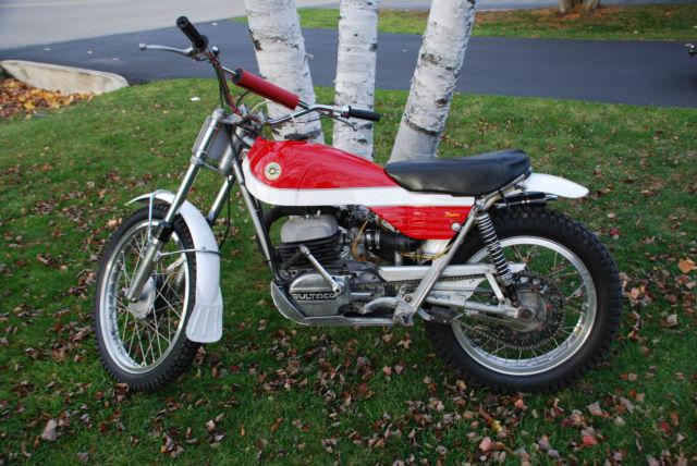 1973 Bultaco Alpina 350 For Sale Oakville, Ontario, Canada