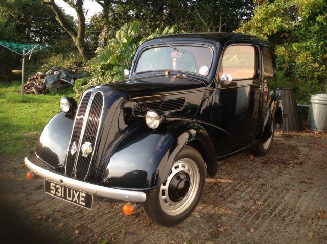 1953 ford popular saloon car