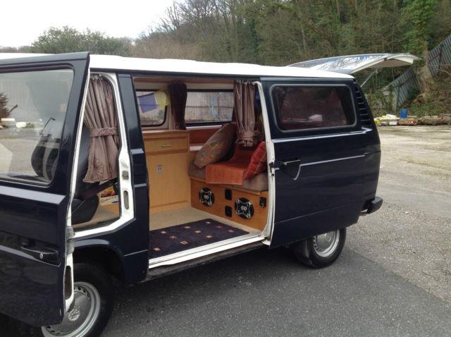 Volkswagen Campervan Transporter T3, T25, 1600cc Aircooled Classic