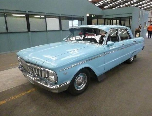 Ford Falcon XP 1965 Sedan