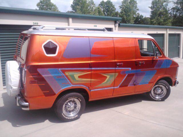 DODGE VAN custom For Sale Fort Myers, Florida, United States