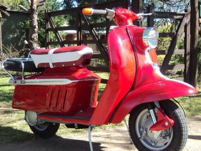 Heinkel 150 Typ 14.00 1962 Scooter Germany remanufactured from N.O.S parts!!