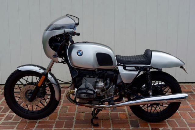 BMW MOTORCYCLE R100 1984 1000CC SPLENDID CONDITION ! RARE