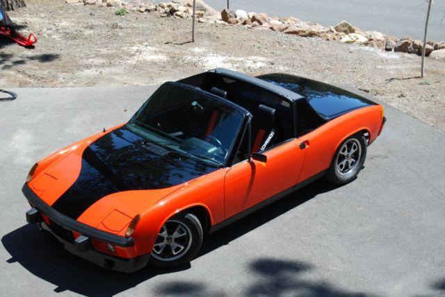 1973 Porsche 914 appearance group