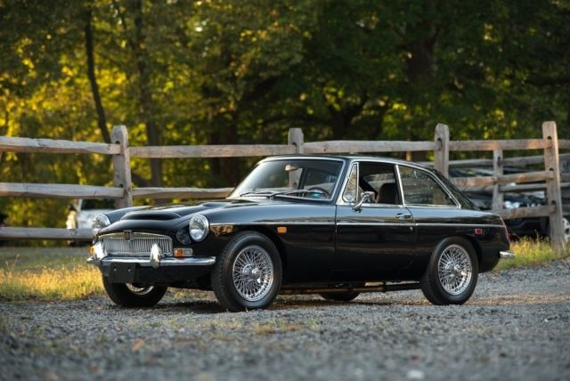 1969 MGC GTC Coupe Fully Restored