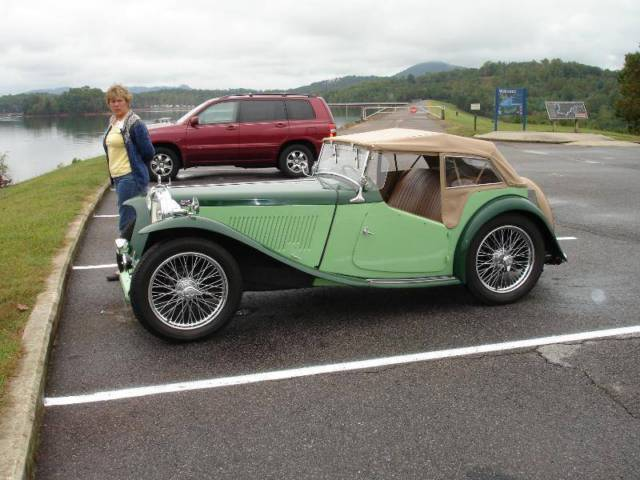 1948 MGTC for sale
