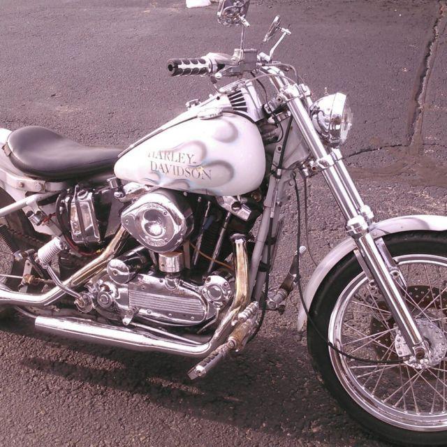 1969 Harley Davidson Sportster