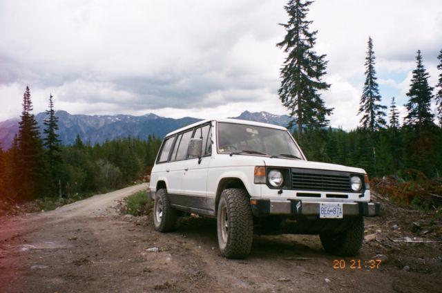 Mitsubishi: Other LWB