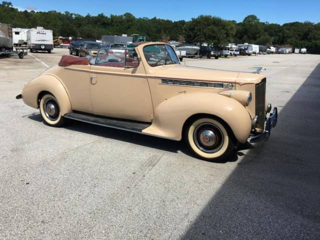 1940 Packard 110 Convertible for sale