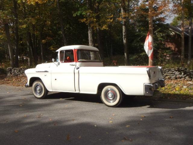 1956 Chevrolet Cameo Pickup Survivor Original Low Mileage