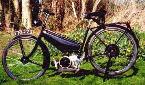 1938 Norman Motobyk
