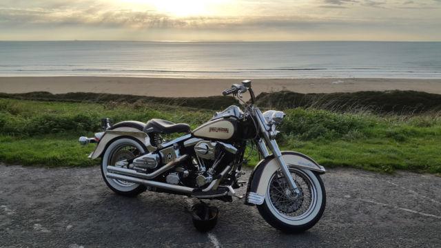 Harley Davidson FLSTC 1989