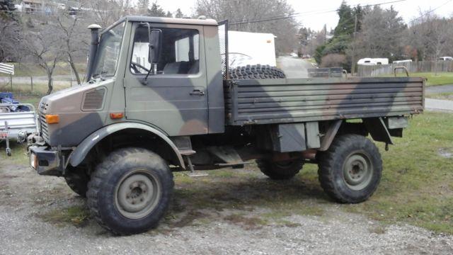 1980 mercedes unimog 1300l