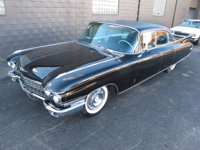 1960 Cadillac Fleetwood Sixty Special  (Ad & Movie Featured) -Show Ready