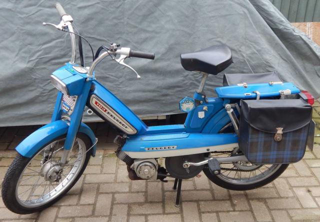 peugeot 103 moped for sale cheltenham, gloucestershire, united